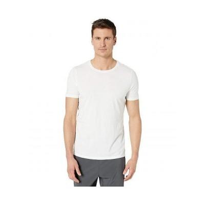 PACT パクト メンズ 男性用 ファッション Tシャツ Organic Cotton Featherweight Crew Neck Tee - White