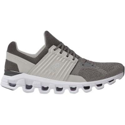 オン メンズ ランニング スポーツ Cloudswift Running Shoe - Men's Rock/Slate