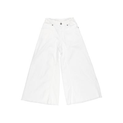 DIXIE パンツ ホワイト 14 コットン 97% / ポリウレタン 3% パンツ
