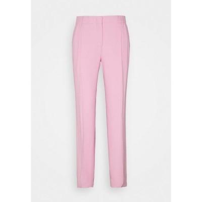 ヌメロ ヴェントゥーノ カジュアルパンツ レディース ボトムス CLASSIC TROUSER - Trousers - pink