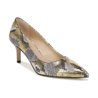 フランコサルト Franco Sarto レディース パンプス シューズ・靴 Tudor Pumps Gold Metallic Faux Leather