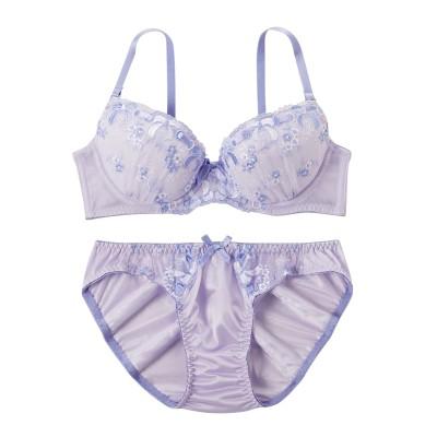 キュミナ ブラジャー・ショーツセット(A65/M) (ブラジャー&ショーツセット)Bras & Panties