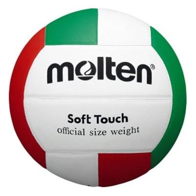 モルテン Molten ソフトタッチ 4号球 バレー ボール MTV4MPIT 取寄