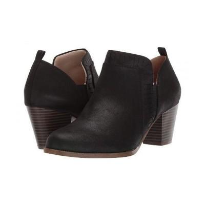 LifeStride ライフストライド レディース 女性用 シューズ 靴 ブーツ アンクル ショートブーツ Jovie - Black
