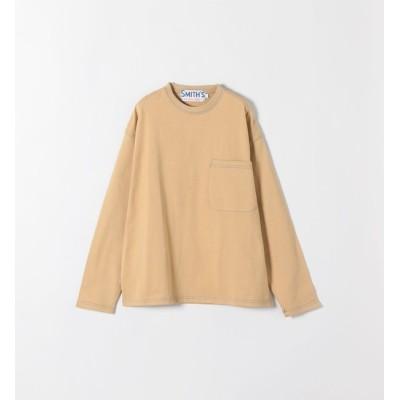 【シップス/SHIPS】 SMITH'S AMERICAN: ロングスリーブTシャツ