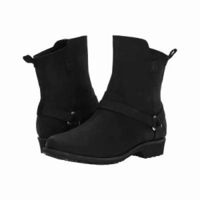 テバ ブーツ De La Vina Dos Black