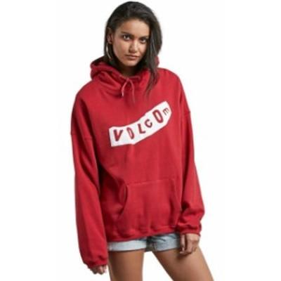volcom ボルコム ファッション 女性用ウェア パーカー volcom roll-it-up-hoody