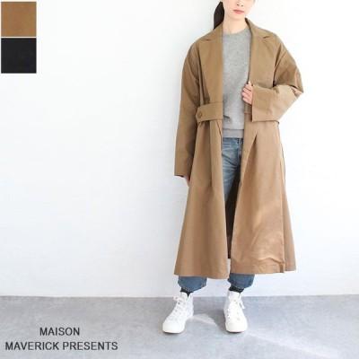 【sale30%off】【返品不可】【送料無料】MAISON MAVERIC PREZENTS(メゾン マヴェリック プレゼンツ)バックフレアテーラードコート