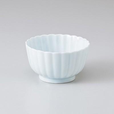 和食器 青磁菊型丸3.0 小鉢 ボウル カフェ 食器 陶器 おうち おしゃれ プチ ミニ 日本製