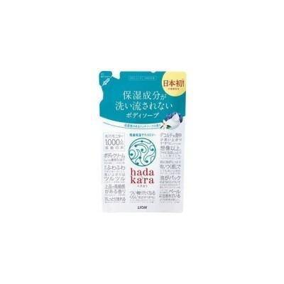 《ライオン》 hadakara(ハダカラ) ボディソープ リッチソープの香り つめかえ用 360ml