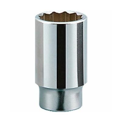 KTC(ケーテーシー) 19.0mm (3/4インチ) ディープソケット (十二角) 60mm B4560