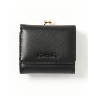 財布 【MURUA/ムルーア】 BASIC-SIMPLE 口金ミニ財布