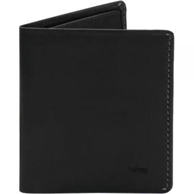 ベルロイ Bellroy メンズ 財布 Note Sleeve RFID Wallet Black