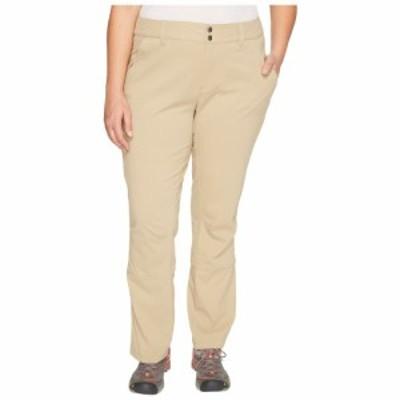 コロンビア Columbia レディース ボトムス・パンツ 大きいサイズ Plus Size Saturday Trail Pants British Tan