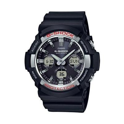 [カシオ] 腕時計 ジーショック 電波ソーラー G GAW-100-1AJF メンズ ブラック