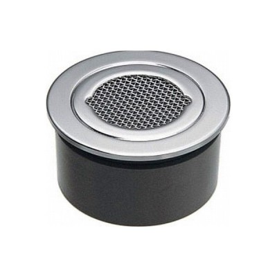 通気器具 カクダイ 400-233-100 VP・VU兼用防虫目皿(接着式) [□]