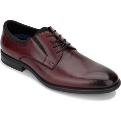ケネス コール Kenneth Cole Reaction メンズ 革靴・ビジネスシューズ レースアップ シューズ・靴 Edge Flex Lace-Up Shoes Bordeaux
