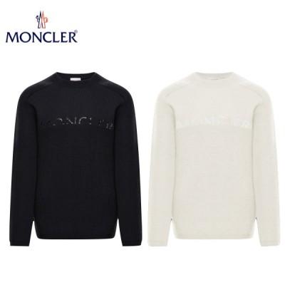 海外限定カラー【2colors】MONCLER Crewneck sweater Knit Mens 2020AW モンクレール クルーネックセーター ニット 2カラー メンズ 2020-2021年秋冬