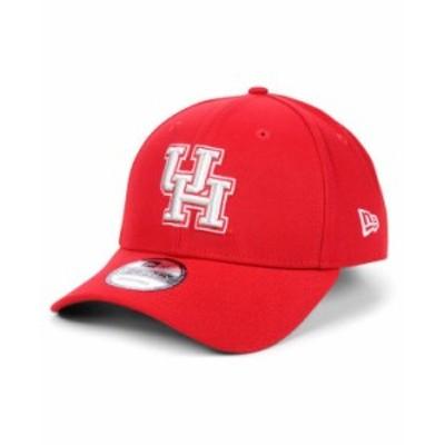 ニューエラ レディース 帽子 アクセサリー Houston Cougars League 9FORTY Cap Red