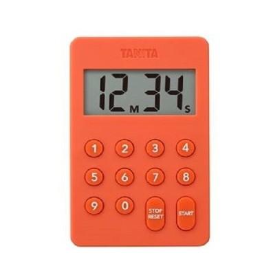 タニタ テンキータイマー TD415OR オレンジ/プロ用/新品/小物送料対象商品
