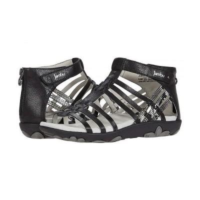 Jambu ジャンブ レディース 女性用 シューズ 靴 サンダル Bonsai - Black