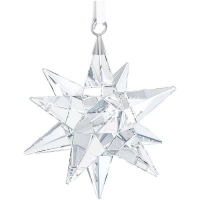 海外セレクション オーナメント クリスマス プレゼント ギフト 記念品 スワロフスキ クリスタル STAR オーナメント