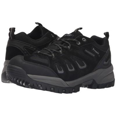 プロペット Propet メンズ スニーカー シューズ・靴 Ridge Walker Low Black
