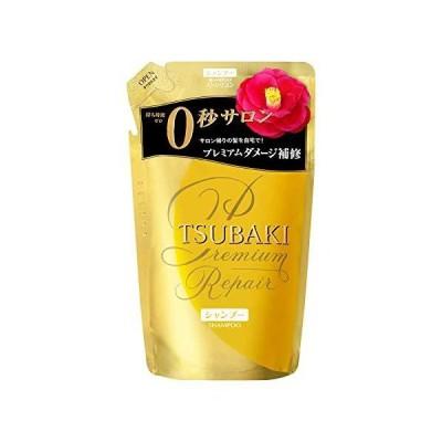 【4個セット】TSUBAKI プレミアムリペア シャンプー つめかえ用 330ml