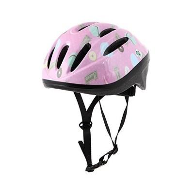 チャリスト(Cyalist) SG規格品 子供用ヘルメット Mサイズ (52~56cm) スウィート