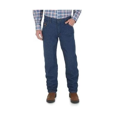 Wrangler ラングラー メンズ 男性用 ファッション ジーンズ デニム Flame Resistant Lightweight Regular Fit - Dark Denim