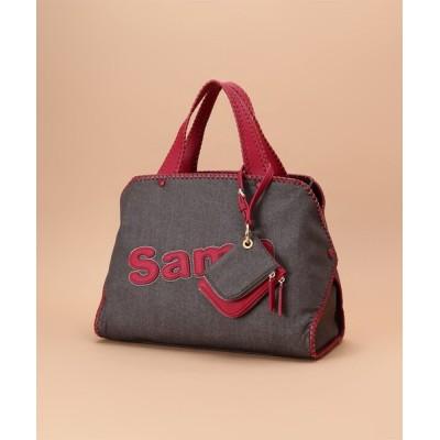 Samantha Thavasa / ラップド サマタバトート 大 WOMEN バッグ > トートバッグ