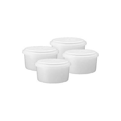 ドウシシャ 製氷カップ S4個セット