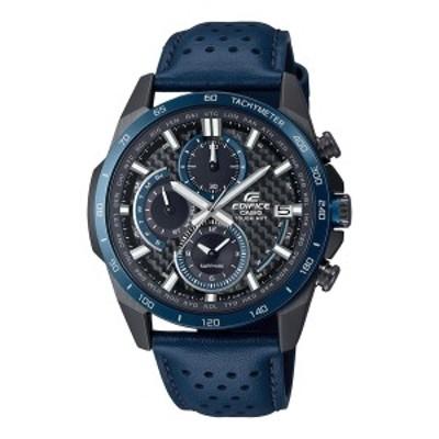 CASIO EDIFICE カシオ ソーラー電波 腕時計 メンズ エディフィス 2021年3月 EQW-A2000CL-2AJF 55,0