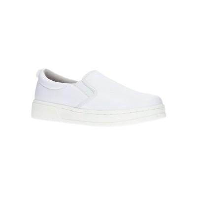 イージーストリート スニーカー シューズ レディース Easy Works by Women's Guide Sneakers White