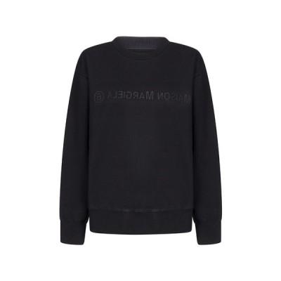 マルタンマルジェラ レディース ニット&セーター アウター MM6 Maison Margiela Crewneck Sweatshirt -