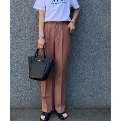 coen / coen by SIZU カラーフレアパンツ WOMEN パンツ > スラックス
