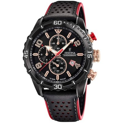 腕時計 フェスティナ フェスティーナ F20519/4 Festina Chronograph mit Datum F20519/4