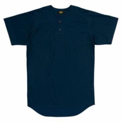 ユニフォームシャツ【ZETT】ゼットヤキュウソフトユニフォーム シャツ・M(BU1073-2900)