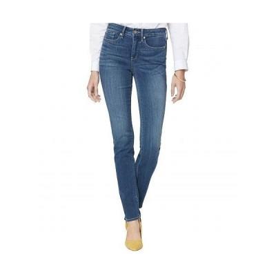 NYDJ エヌワイディージェー レディース 女性用 ファッション ジーンズ デニム Sheri Slim Jeans in Balance - Balance