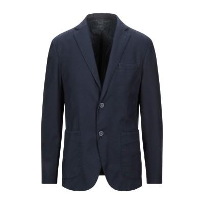 アティピコ AT.P.CO テーラードジャケット ダークブルー 50 コットン 100% テーラードジャケット