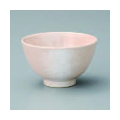 詩滴(ピンク)茶碗 461-21-014