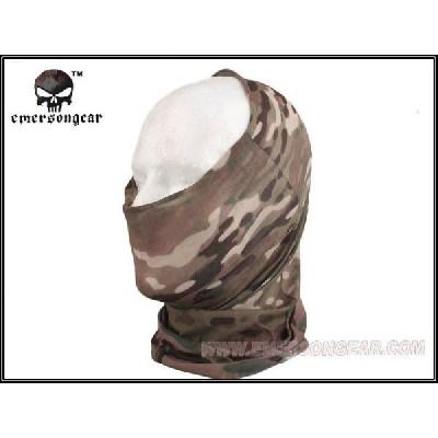 EMERSON製 急速乾燥 多目的スカーフ MC マルチカム サバゲー用