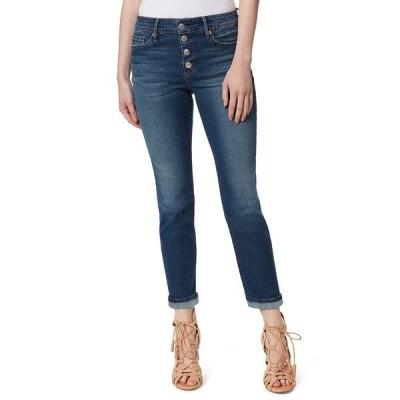 ジェシカシンプソン デニムパンツ ボトムス レディース Arrow Straight Button-Fly Ankle Jeans No Reservations