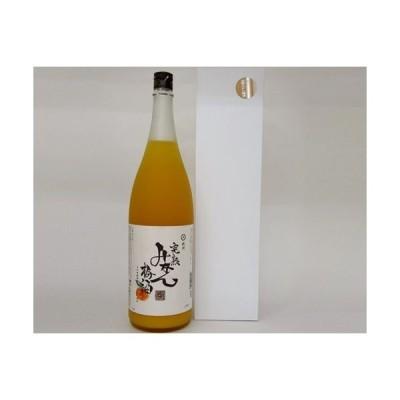 中野BC 完熟みかん梅酒 (1800ml)
