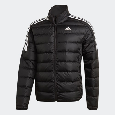 adidas 外套 羽絨外套 運動 保暖 男款 黑 GH4589
