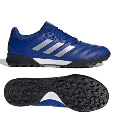 43%OFF! アディダス コパ 20.3 TF ブルー サッカー フットサル ターフシューズ トレーニングシューズ (adidas2020Q3) EH1490