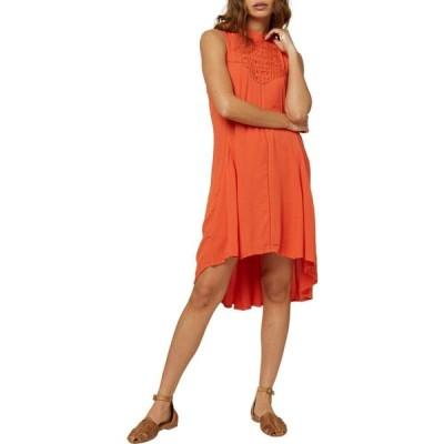 オニール O'Neill レディース ワンピース ワンピース・ドレス Issa Dress Red Clay