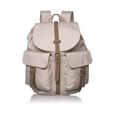 Herschel Dawson Backpack, Overcast Crosshatch/pine Bark, Small 13L 並行輸入品