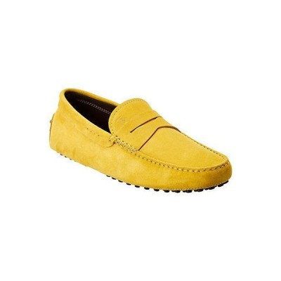 メンズ シューズ  TOD's Leather Gommino Loafer