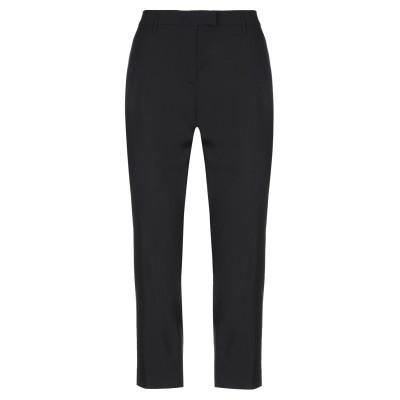 プラダ PRADA パンツ ブラック 44 バージンウール 100% パンツ